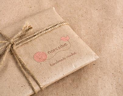 Norcsibe Handmade Crochet Logo