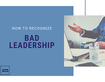 Recognizing Bad Leaders