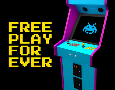 Arcabs - Free play for ever