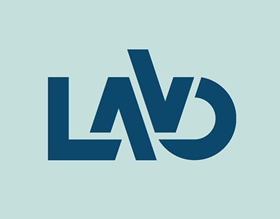 SVG logo design & animation - LAVO