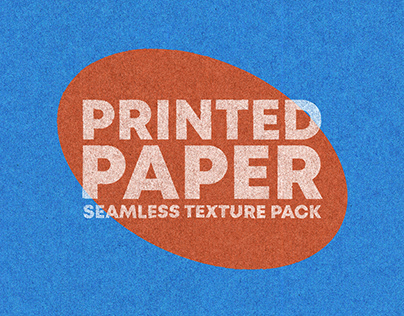PRINTED PAPER SEAMLESS TEXTURE PACK