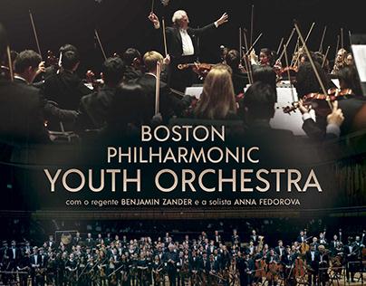 BOSTON PHILHARMONIC YOUTH ORCHESTRA