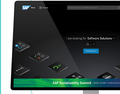404 Error page for SAP Store
