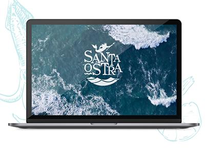 Design de Web Santa Ostra