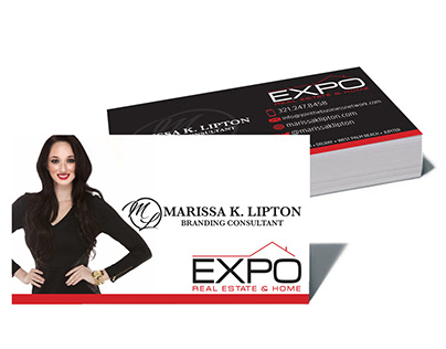 ML Productions Business Cards