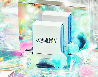 BALVIN CHOCOLATES - J Balvin x Mariebelle