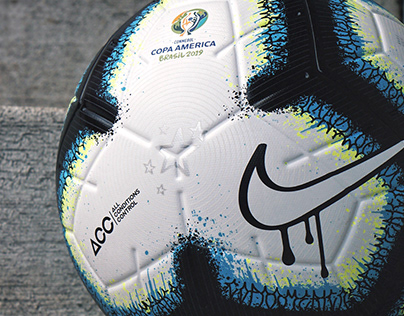 Nike Merlin Rabisco | Copa America 2019 Match Ball