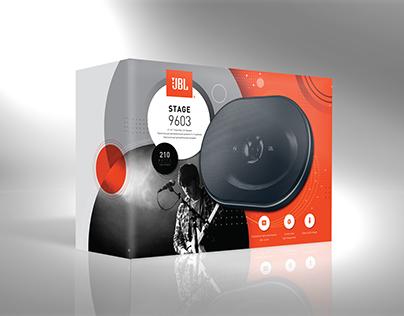 JBL Speaker Packaging Guidelines