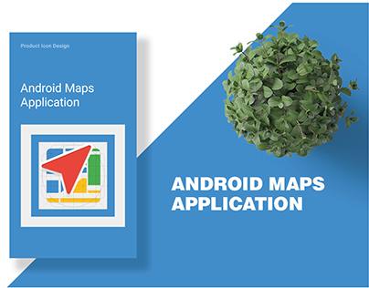 Map Icon Design
