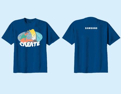 Tshirt Graphic Design