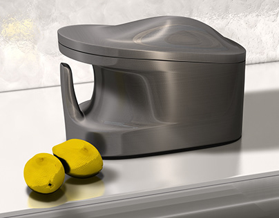 Lemon Squeezer - Home Appliance Concept Design