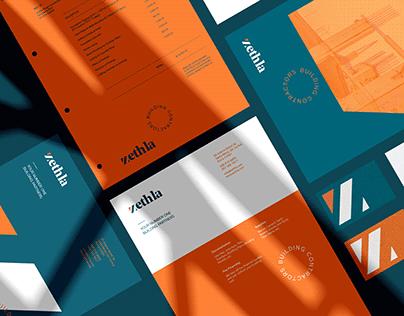 Zethla - Brand Identity