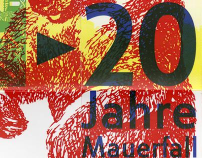 20 Jahre Mauerfall 1989-2009