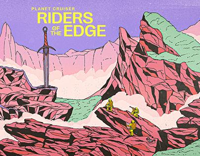 PLANET CRUISER - RIDERS OF THE EDGE