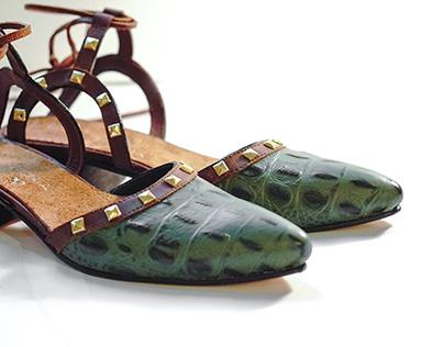 Shoe concept for Valentino