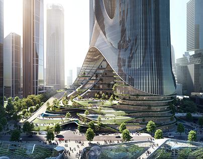 Tower C | Zaha Hadid Architects