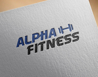 Alpha Fitness Logo