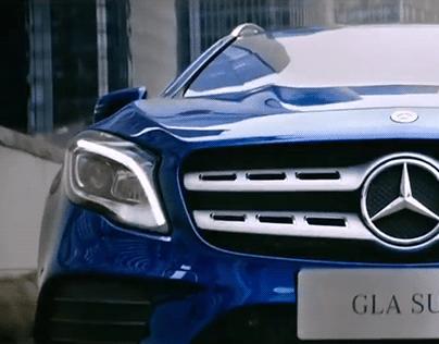 """Mercedes-Benz GLA SUV - """"Believer"""""""
