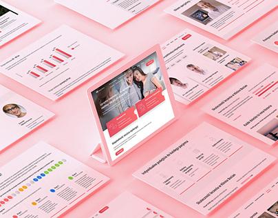 Klinika Bocian - Website Design