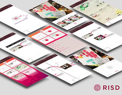 Design Mindmap - RISD project