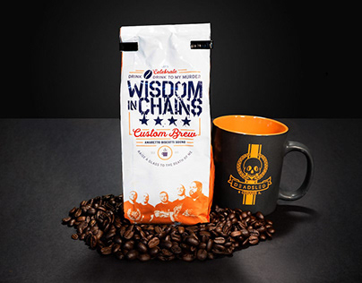 Package Design   Deadsled Coffee