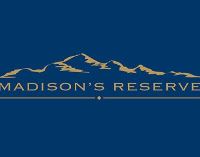 Madison's Reserve - Logo Design & Promotional Graphics