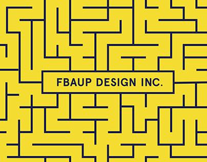 FBAUP DESIGN INC. 2016/2017