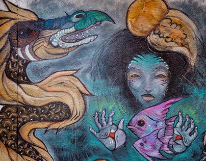 Siren Mural