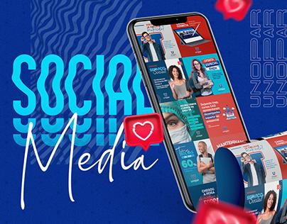 Social Media - Unopar