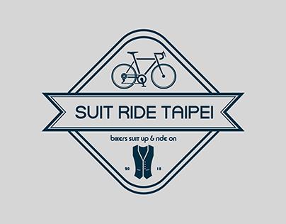 2018 Suit Ride Taipei 紳裝拜客|台北路騎 Marketing Image Design