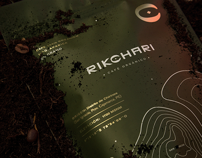 Rikchari - Coffee Packaging