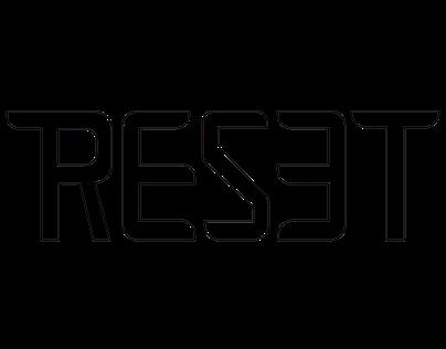 RESET Mercantile logo