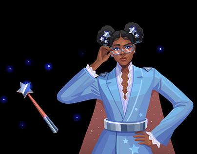 Jazmine - Fairy Godmother