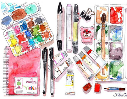 My sketch tools