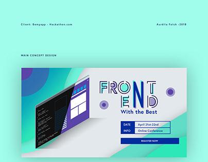 WTB Frontend Web design
