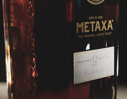 METAXA 12 Stars - Don't Drink it, Explore it