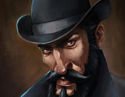 Old spy