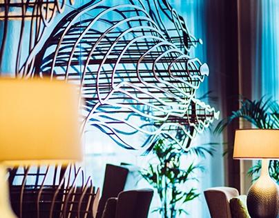 Sochi Marriott Hotel design