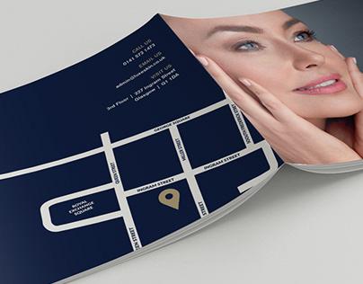 Luxe Skin Brochure Design & Print