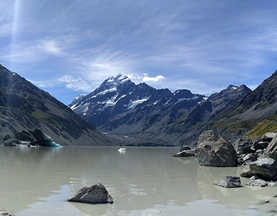 Untouched Panoramas of New Zealand