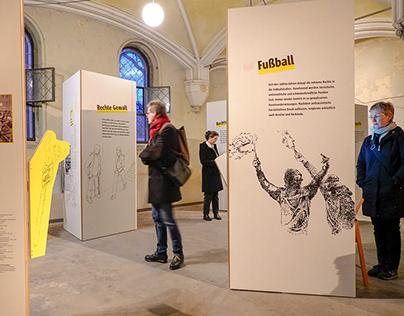 Exhibition Design by BAR PACIFICO/