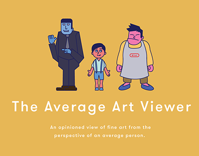 The Average Art Viewer