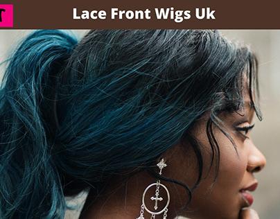 Lace Front Wigs Uk | Wiggit
