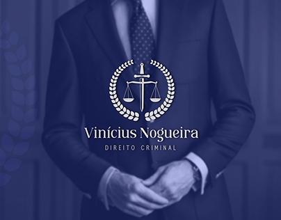 Identidade Visual - Vinícius Nogueira