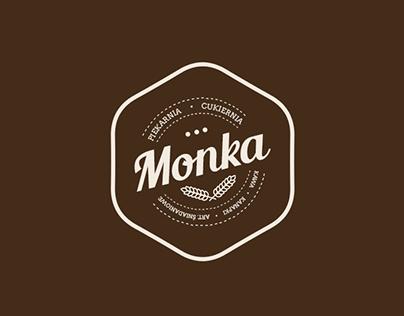 Monka - Logo & Flyers