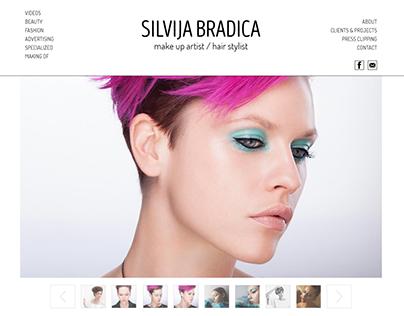 Silvija Bradica website promo