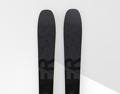18/19 FREERIDE SKIS