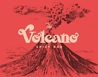 The Volcano - Spicy Bar