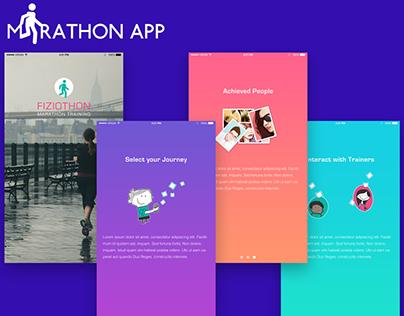 Marathon App
