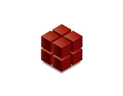 3D Cube Design